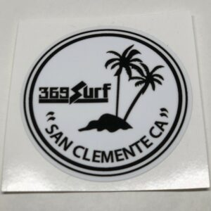 369 San Clemente Palms Sticker